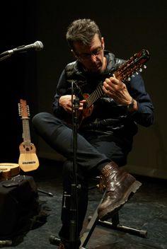 Charango du luthier Bolivien Antonio Perez Projet Charango Yann Béréhouc