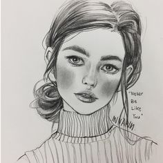 """3,826 Likes, 51 Comments - @minarim on Instagram: """"Daily drawing - - - - - - #art#artwork #artist #artistic #arte#daily #drawing #pencil #sketch…"""""""