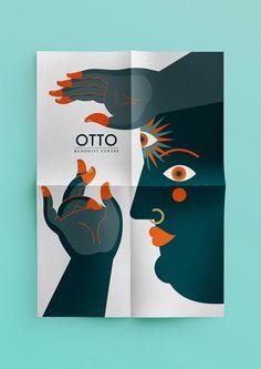 OTTO. Buddhist Centre on Branding Served
