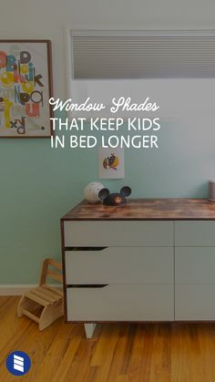 Chelsea wanted to make her kids bedroom windows safer and more convenient. Motorized cell shades have a remote that kids can use on their own.