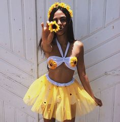 Disfraces Carnival Costumes, Creative Halloween Costumes, Halloween Outfits, Festival Outfits, Festival Fashion, Festival Costumes, One Night Stand Costume, Theme Carnaval, Carnaval Diy