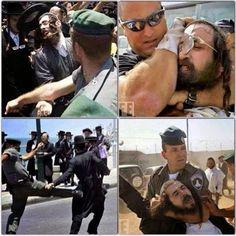 Le Régime Barbare Sioniste cher à la France s'en prend régulièrement aux Juifs, ce sont eux les pires des antisémites et la France est entre leurs mains !!!