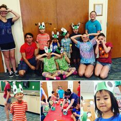 Storytime led by our teen volunteers...love seeing the teens helping & having fun w/ the younger kids!  Next one is Tuesday, Aug. 9 at 3:30pm. Register now!