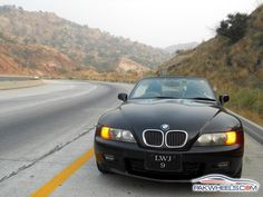A TRip To Islamabad Car Show 11-11-2012 With HANIF BHAI (@Libra) In BMW Z3...Spitfire - 205010