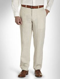 TO Linen Pants