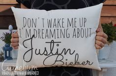 6 colors Don't wake me up Justin Bieber hand by CymeliumStore