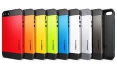 SPIGEN Slim Armor Case SGP Case For iPhone 5 / 5S New On SALE!!