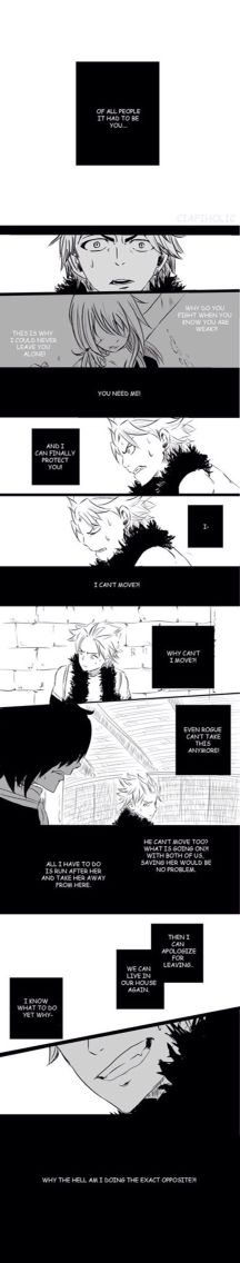 Fairy tail # lucy  and sting and rogue