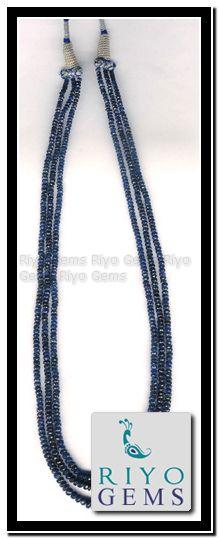 Sapphire Beads Riyo Gems www.riyogems.com