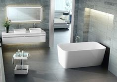 Doppio schienale, profonda ed elegante in un formato compatto. La vasca Edge condivide molte delle qualita' della vincente ios, con l'aggiunta dello...