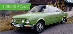 Škoda Story : Škoda 110 R Coupé