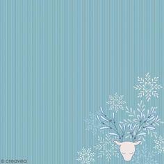Papel Scrapbooking Artemio - Navidad Escarchada - 30,5 x 30,5 cm - 40 hojas - Fotografía n°5