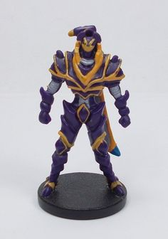 Yu-Gi-Oh - Buster Blader - Mini Toy RPG Figure ST-04 96KT