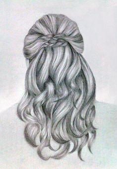 hair_sketch_by_kinannti-d6qkkhr.jpg (653×939)