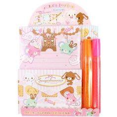 Sanrio Sugarbunnies letter set