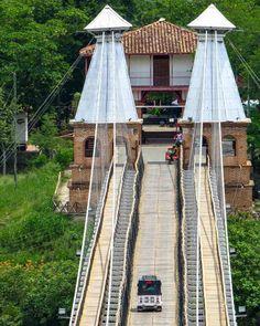 ▷ 20 Pueblos más bonitos de Colombia del 2020 - Travelgrafía Railroad Tracks, South America, Fair Grounds, Park, Places, Traveling, Change, Club, Iphone