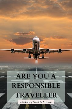 I had to fly during the pandemic and learnt a lot about what it's like to fly during a global pandemic and what measures should be taken in becoming a responsible traveller. It may not be the right time for you to get back out there and travel, but when it is the time, make sure you're responsible in how you do it.