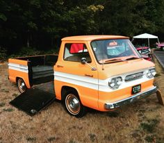 Chevrolet Corvair 95 Rampside