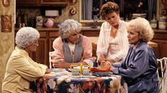 """Some classic television shows can never be recreated, such as """"I Love Lucy. Here are 15 classic TV shows we would love to see in a new light! The Golden Girls, Golden Girls Quotes, Girl Quotes, Estelle Getty, Bea Arthur, Betty White, Classic Tv, Early Childhood, Childhood Memories"""