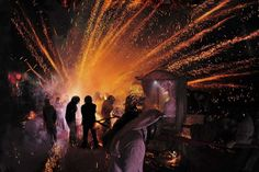 Lunar New Year Festivals in Taiwan Yanshui Beehive Fireworks Festival in Tainan City (Feb 7 & Lantern Festival, Folk Festival, Taiwan Travel, Asia Travel, Taiwan Image, Taiwan Itinerary, Fireworks Festival, Destinations, Year Of The Rat