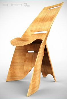 modern ergonomic chair