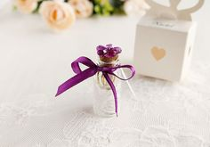 Will you be my Bridesmaid Flower Girl by LittleWoodCottage on Etsy