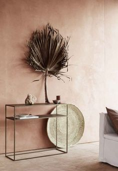 Perfect weekend decor inspiration: the 'Slow Collection' from Tine K Home, which combines warm, earthy hues with understated shapes and natural textures. Estilo Interior, Home Interior, Interior Design, Wabi Sabi, Minimalism Living, Home Decor Baskets, Interiors Magazine, Elle Decor, Cool Furniture