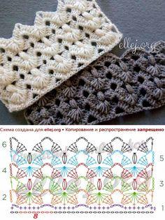 Watch This Video Beauteous Finished Make Crochet Look Like Knitting (the Waistcoat Stitch) Ideas. Amazing Make Crochet Look Like Knitting (the Waistcoat Stitch) Ideas. Crochet Stitches Chart, Crochet Motifs, Crochet Diagram, Crochet Blanket Patterns, Free Crochet, Stitch Patterns, Knitting Patterns, Knit Crochet, Pinterest Crochet