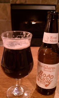 My favorite stout. Not too heavy like some. I go out of the way to get this one. Like all New Glarus beer, only distributed in Wisconsin.