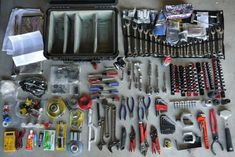Tools storage - Expedition Portal: