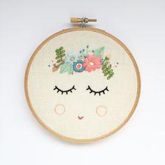 Thread Folk | Posy Embroidery