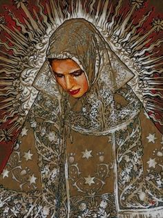 Madonna with Child by George Yepes