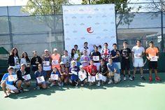 Concluye el torneo de tenis de Aniversario en Futurama