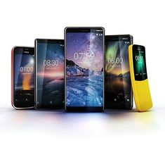 Know the prices of Nokia phones in 2018 in the Arab States Nokia Nokia 1 Nokia 6 Nokia 7 Plus Nokia 8 serpico Nokia 8 Sirocco Nokia 8810 Phones Nokia 6, New Mobile Phones, New Phones, Mobiles, 100 Millions, Bluetooth, Android One, Latest Android, Tecnologia