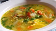 Thai Red Curry, Cooking Recipes, Ethnic Recipes, Soups, Diet, Chef Recipes, Soup