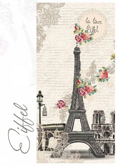 Dywanik podłogowy Eiffel 130X200