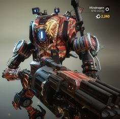 Ronin in Zebra Blood camo and War Suit nose art