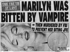 marilyn monroe murdered - Google Search