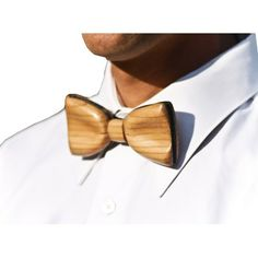 Wood bow tie by Simone Frabboni Italy