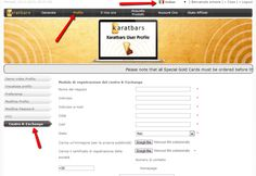 karatbars k-exchange registrazione