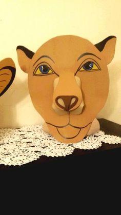 704db37051b9 11 Best Lion King Masks/Headpiece images in 2019 | Masks, Face masks ...