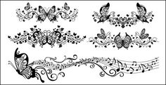 lace butterfly - Google Search