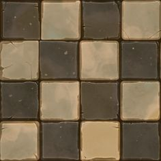 Dungeon Tiles - Dungeons and Flagons (Dungeon Floor Stone textures)