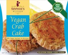 Get $1.00 Off Any One Sophie's Kitchen Vegan Seafood Product With Printable Coupon!
