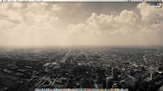 imac city wallpaper