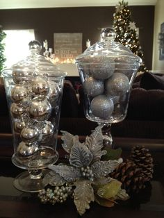 Growing Up Gardner: may all your Christmases be white (and silver)