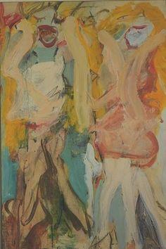 Women Singing II, 1966 - Willem de Kooning