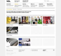 Contemporary and well designed site http://www.vgl.co.uk/