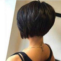 11. Short Hair Style 2016