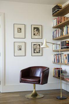 Perfect corner decor